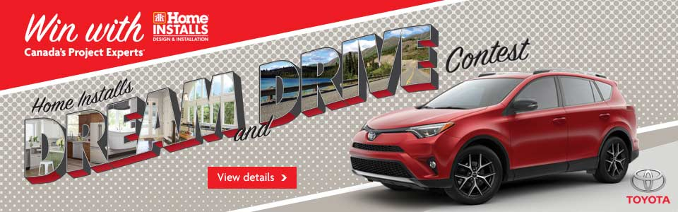 Dream Drive Toyota Offer