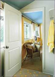 Reversible Interior Door Autumn DIY