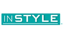 Instyle Light Blue Logo