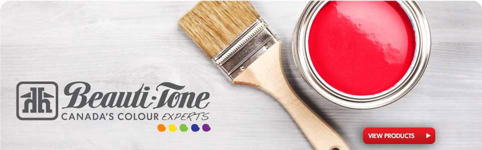 Beauti-Tone Paint Spring 2018 Banner