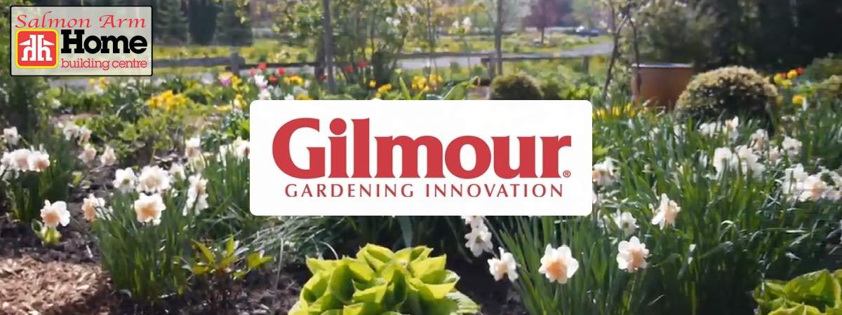 Gardening Supplies Gilmour Logo Slider