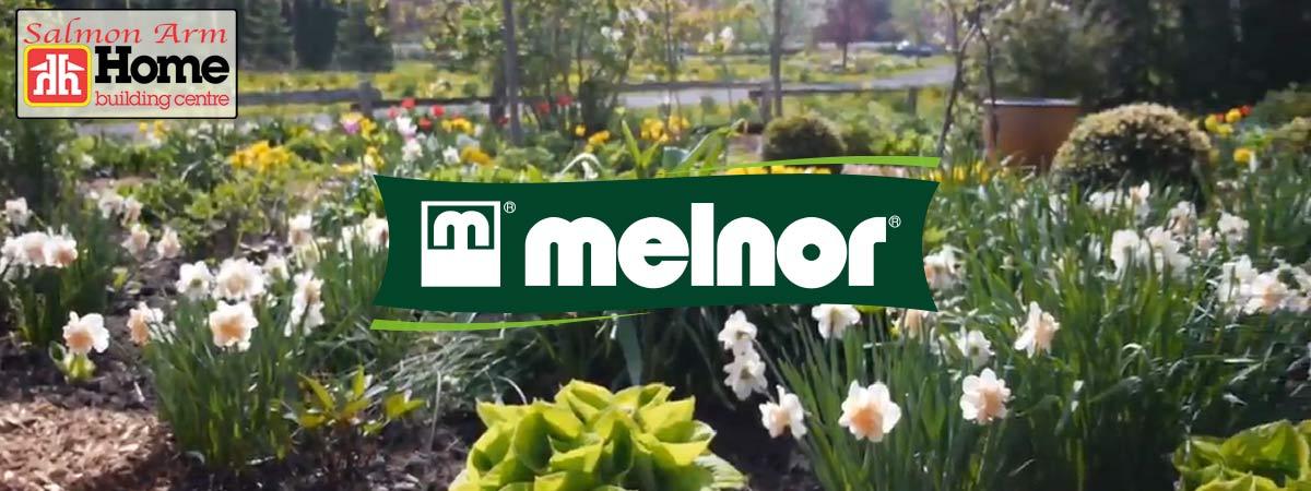 Gardening Supplies Melnor Logo Slider