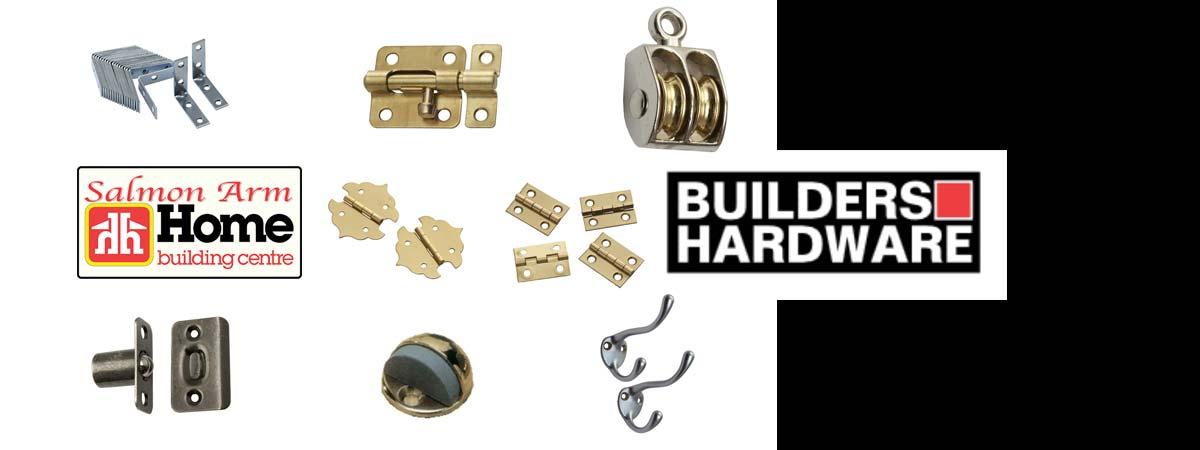 HBC Salmon Arm Builders Hardware Banner