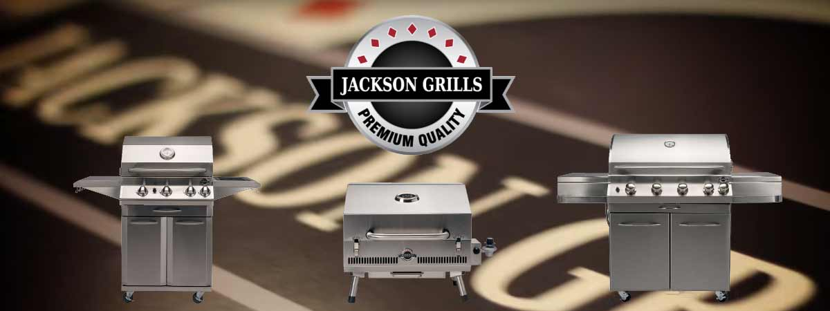 HBC Salmon Arm Outdoor Living Jackson Grills Banner