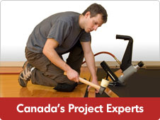 Home Hardware Canada's Project Experts