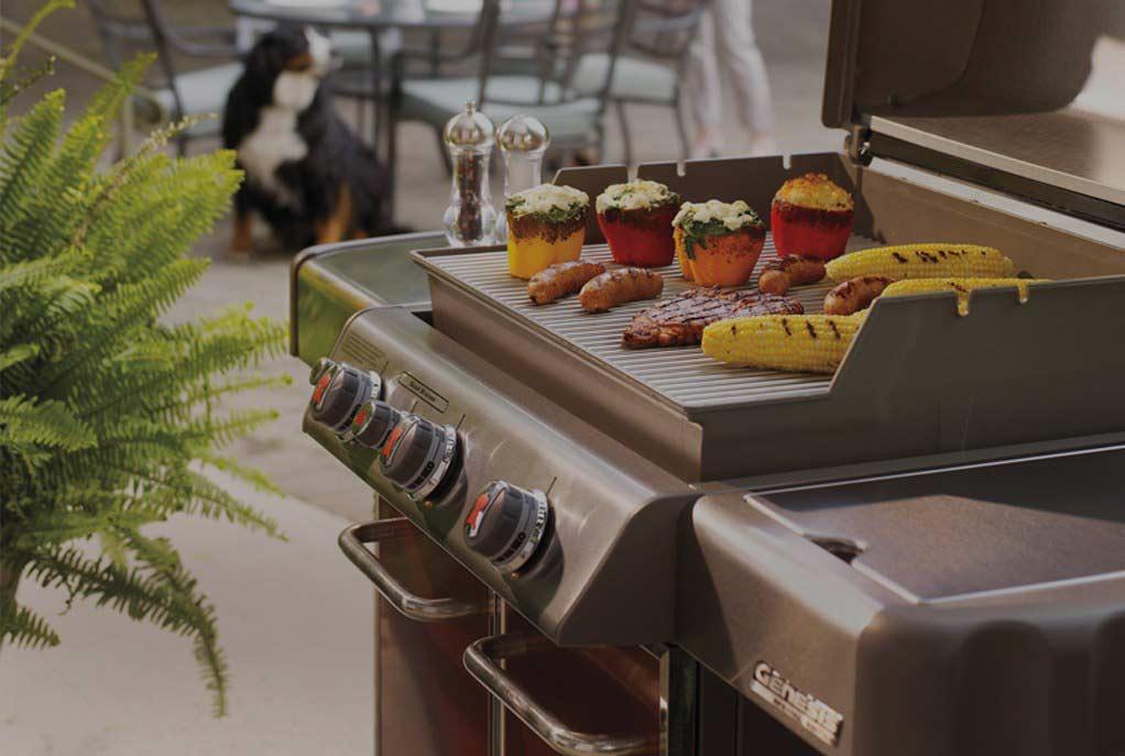 Shop BBQ Slider