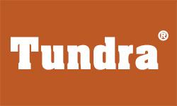 Tundra Logo Orange & White