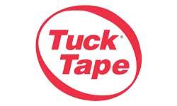 Tuck Tape Red Logo